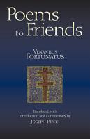 Poems to Friends PDF