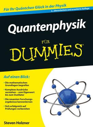 Quantenphysik f  r Dummies PDF