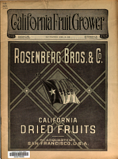 California Fruit News: Volume 45, Issue 1240