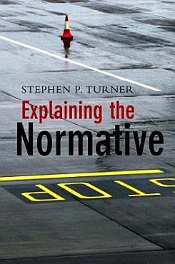 Explaining the Normative PDF
