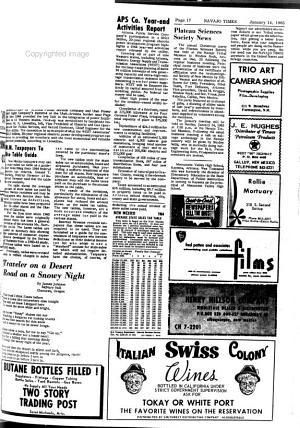 Navajo Times PDF