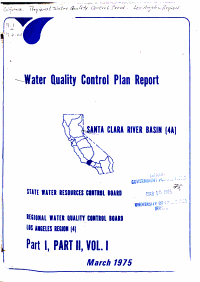 Water Quality Control Plan Report PDF