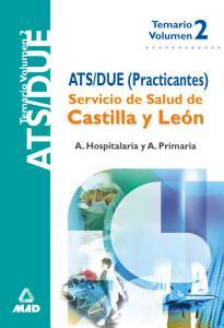 Ats due Servicio de Salud de Castilla Y Leon  Temario Vol Ii Ebook PDF