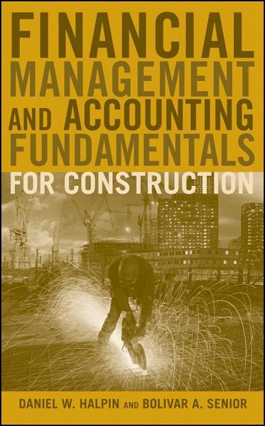 Financial Management and Accounting Fundamentals for Construction PDF