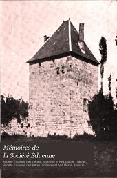 Mémoires de la Société Éduenne: Volume41