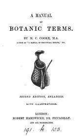 A Manual of Botanic Terms