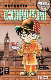 Detektiv Conan Weekly 015: File 1023