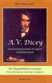 A V Dicey