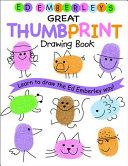 Ed Emberley's Great Thumbprint Drawing Book