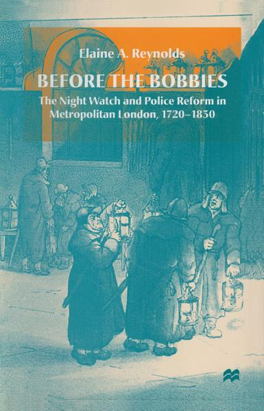Before the Bobbies PDF