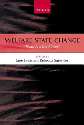 Welfare State Change PDF