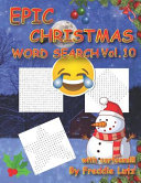 Epic Christmas Word Search Vol. 10