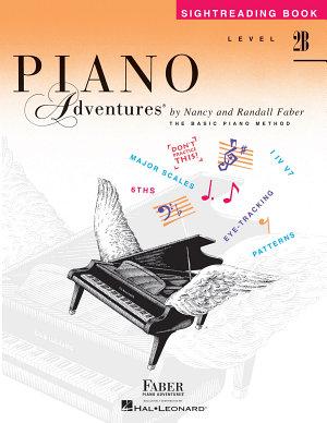 Piano Adventures   Level 2B Sightreading Book