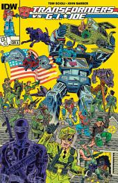 Transformers vs. G.I. Joe #1