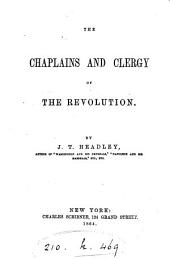 The Chaplains and Clergy of the Revolution