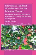 International Handbook of Mathematics Teacher Education: Volume 1