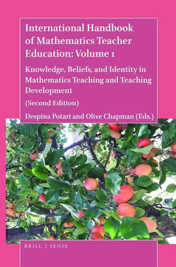 International Handbook of Mathematics Teacher Education  Volume 1 PDF