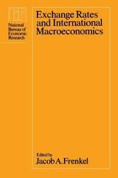 Exchange Rates and International Macroeconomics