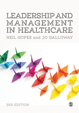 Leadership and Management in Healthcare PDF