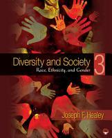 Diversity and Society PDF