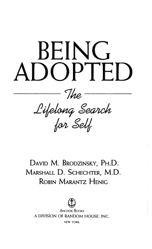 Being Adopted