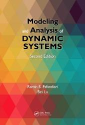 Modeling and Analysis of Dynamic Systems, Second Edition: Edition 2
