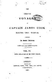 The Three Voyages of Captain James Cook Round the World. ...