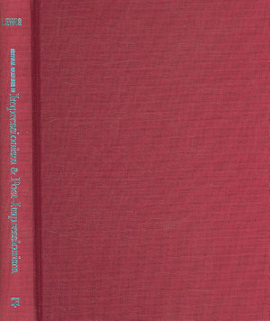 Critical Readings in Impressionism and Post Impressionism PDF