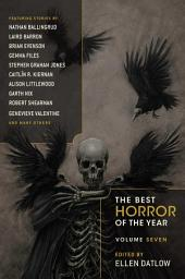 Best Horror of the Year: Volume 7