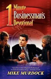 The One-Minute Businessman's Devotional