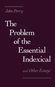 The Problem of the Essential Indexical PDF