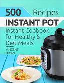 500 Instant Pot Recipes Book