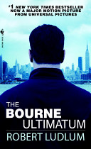 The Bourne Ultimatum Book