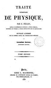 Traité élémentaire de physique. [With] Planches: Volume2