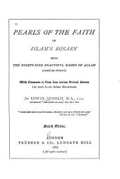 Pearls of the Faith Or Islam's Rosary