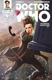 Doctor Who: The Eleventh Doctor #3.3: The Tragical History Tour Part 1