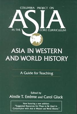 Asia in Western and World History PDF