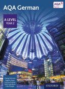 AQA A Level Year 2 German Student Book Ebook
