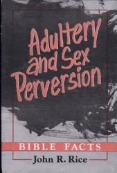 Adultery And Sex Perversion Book PDF