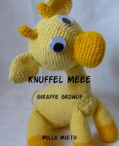 Knuffel Meee: Giraffe Growup