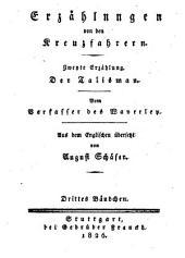 Erzählungen von den Kreuzfahrern: ¬Der Talisman. 2,3