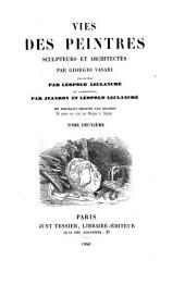 Vies des peintres, sculpteurs et architectes: Volume2