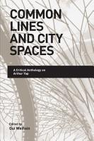Common Lines and City Spaces PDF