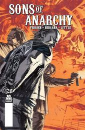 Sons of Anarchy #20: Volume 20