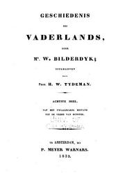 Geschiedenis des vaderlands