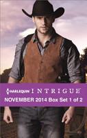 Harlequin Intrigue November 2014   Box Set 1 of 2 PDF