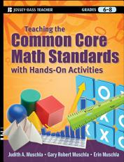 Teaching the Common Core Math Standards with Hands On Activities  Grades 6 8 PDF