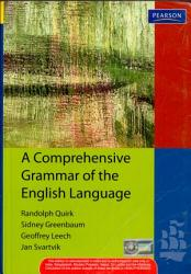 A Comprehensive Grammar of the English Language PDF