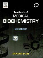 Textbook Of Biochemistry PDF