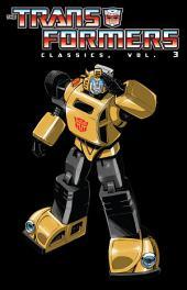 Transformers: Classics Vol. 3
